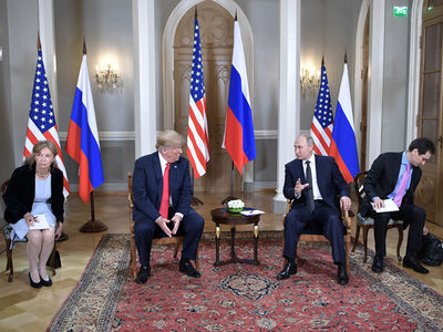 U.S. Interpreter in Trump-Putin Meeting Holds All the Secrets