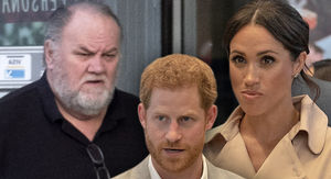 Thomas Markle Tells Royals He's Not Going to Stop Talking 'Til They Talk to Him