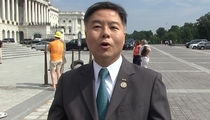 Rep. Ted Lieu Says Vladimir Putin Must Have Dirt on President Trump