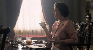 Netflix's 'The Crown' releases image of Olivia Colman starring as Queen Elizabeth II in new season