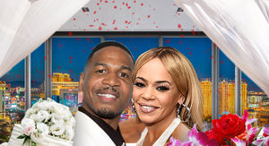 Faith Evans & Stevie J Hired Wedding Officiant Hours Before Ceremony
