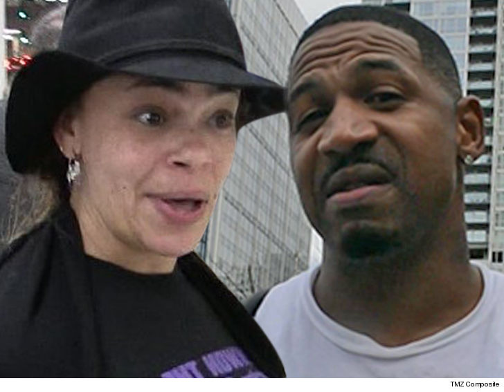 Faith Evans and Stevie J Apply for Marriage License