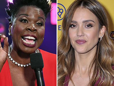 Why Jessica Alba Tweeted 'Omg! I'm So Sorry!' at a VERY Angry Leslie Jones