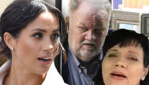 Meghan Markle's Sister Says If Their Father Dies, It's Meghan's Fault