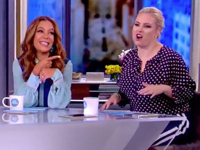 How 'The View' Responded to Comments Like 'Meghan's an Ice Bitch ... Everyone Hates Her'
