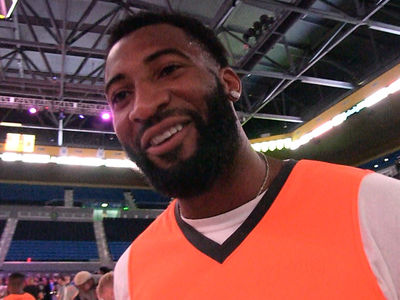 Andre Drummond Reveals NBA's All-Music Team