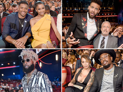 2018 ESPY Awards Behind the Scenes with Danica Patrick and Show's Big Winners