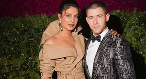 Nick Jonas Checks Out Priyanka Chopra's Butt On Romantic Dinner Date — See pic