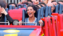 'Bachelorette' Star Becca Kufrin Has Great Day Out at Disneyland