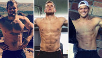 Shirtless Shots of Colton Underwood for #MCM ... Remember 'The Bachelorette' Fan Favorite!