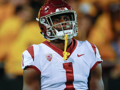 Ex-USC WR Joseph Lewis Arrested For Domestic Violence Again