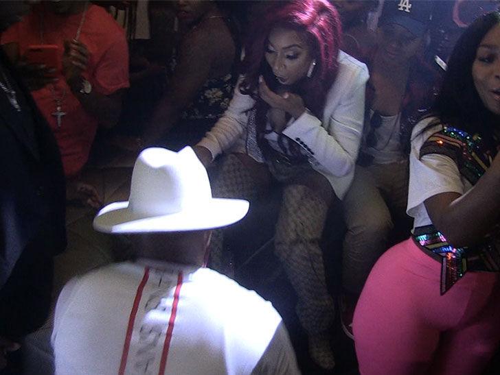 Love Hip Hop Atlanta Star Karlie Redd Gets Engaged Tmz