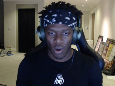 KSI Says Logan Paul Fight is a Stepping Stone to Pro Boxing Career