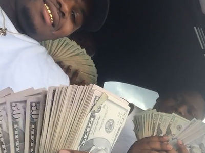 XXXTentacion Murder Suspects Flaunt Stacks of Cash Weeks Before Rapper's Killed