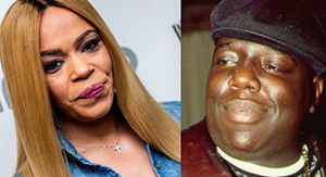 Say What Now? Faith Evans Reveals She Ate Notorious B.I.G.'s Booty Like Groceries (Video)