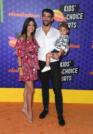 Nickelodeon Kids' Choice Sports 2018 -- Stars & Their Families