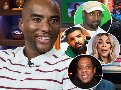 Charlamagne Addresses BEEFS with Kanye, Drake, Jay-Z, Wendy Williams & MORE on 'WWHL'