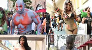 Comic-Con 2018 Cosplay Attendees Amp Things Up on Day 1