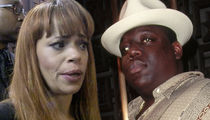 Faith Evans' Marriage License Makes No Mention of Marriage to Notorious B.I.G.