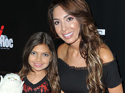 Farrah Abraham Says 9-Year-Old Daughter Already Wants to Undergo THIS Cosmetic Procedure (Exclusive)
