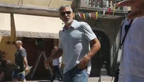 George Clooney Back to Work 10 Days After Scooter Accident