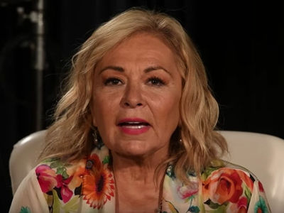 Roseanne Says ABC Dumped Her 'Cause She Voted for Trump, Also 'F*** Racism'