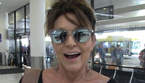 Sarah Palin Says Inviting Putin to Visit White House is Wise
