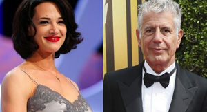 Asia Argento shares photo of Anthony Bourdain taken a week before his death