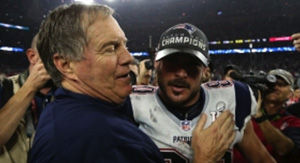 Danny Amendola Uses Interesting Comparison To Describe Bill Belichick
