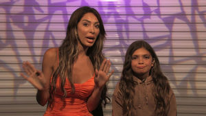 Farrah Abraham is Shocked 'Teen Mom OG' Cast Bristol Palin