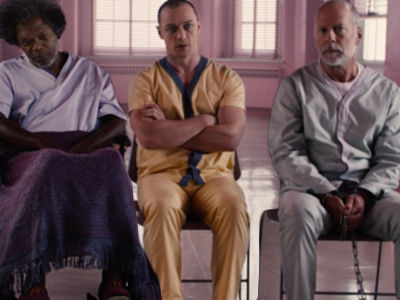 'Glass' Trailer Is WILD -- Comic-Con Goes CRAZY for 'Unbreakable' & 'Split' Sequel