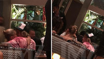Justin Bieber and Hailey Baldwin Make Out in Miami Restaurant