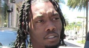 Offset Targeted Because He's a Rich, Successful, Black Rapper, Says Lawyer