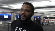 Anthony Anderson Silent on Criminal Assault Investigation