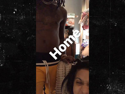 Offset Released on Bail in Gun/Drug Case and Back Home with Cardi B