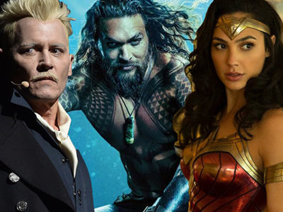 Watch EPIC First 'Aquaman' Trailer, How Depp SHOCKED Comic-Con & Buzziest Moments!