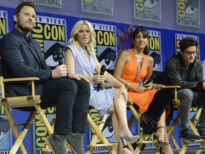 San Diego Comic Con 2018 Draws a Slew of Stars