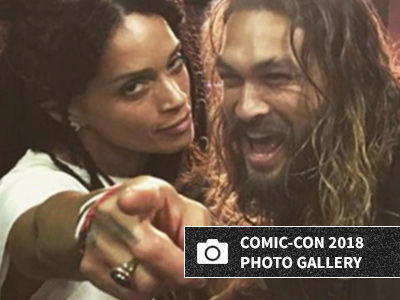 You Gotta See Jason Momoa & Lisa Bonet's Kids Meet THIS Celebrity at Comic-Con!