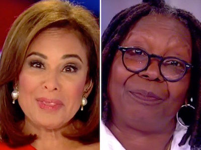Jeanine Pirro REFUTES Whoopi's Version of Off-Camera CLASH on 'The View'
