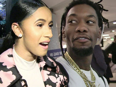 Cardi B Says Offset Targeted by 'Hip-Hop Cops' in Gun Arrest
