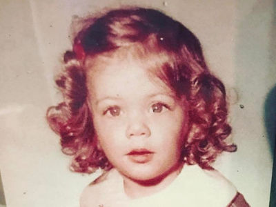 Guess Who This Curly Headed Cutie Turned Into!