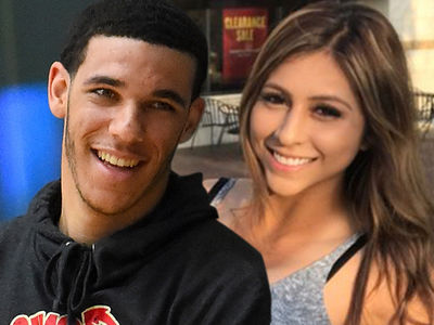 Lonzo Ball's GF Denise Garcia Gives Birth to Baby Girl