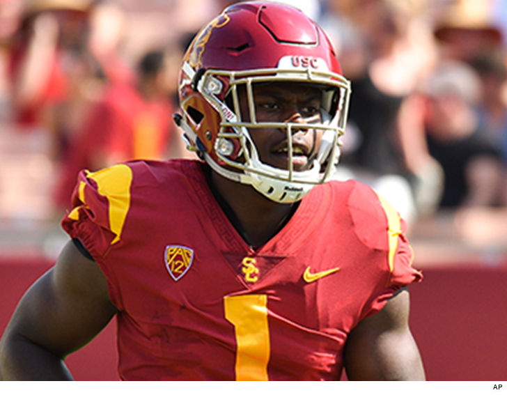 Ex-USC WR Joseph Lewis Charged With Felony Domestic Violence, Faces 5 Years In Prison