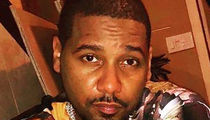 Juelz Santana Gets Judge's Permission to Get Mani/Pedi with Daughter