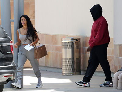 Kim Kardashian West Takes Kanye To ER