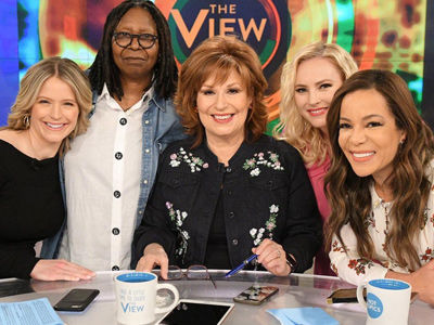 'View' Host Confirms She's LEAVING the Show -- and Doing It For 'the Best Reason'