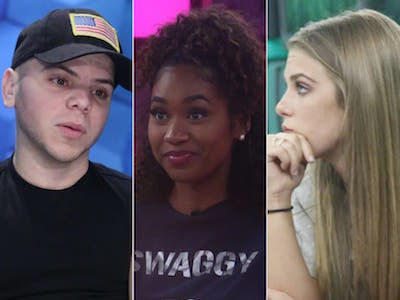 SLUT SHAMING & RACIAL SLURS Spill Out on Very Dramatic 'Big Brother'