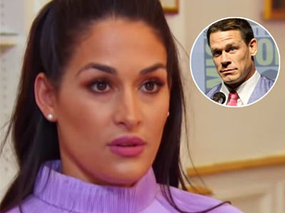 Nikki Bella Says She's Over 'Sacrificing' For John Cena -- and Doubts He Wants Kids!