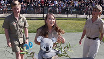 Bindi Irwin Celebrates Her 20th Birthday at Australia Zoo