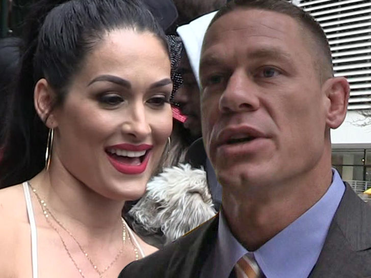 Nikki Bella Moving Out of John Cena